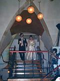 結婚式2次会 入場