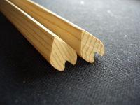 ハート型のお箸