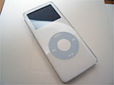 iPod nano 4GB white