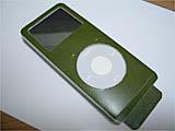 iPod nano オリジナルケース表