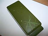iPod nano オリジナルケース裏