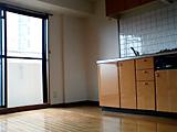 荷物のすっかりなくなった京都の家